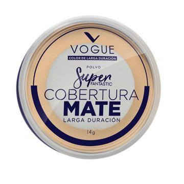Imagen de VOGUE - POLVO COMPACTO - SUPER FANTASTIC - MATE - NAT 14G
