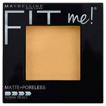 Imagen de MB - FIT ME POLVO - MATTE+PROLESS - SUN BEIGE - 310