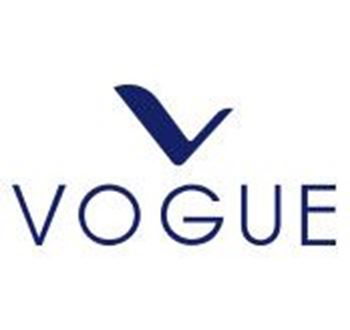 Logo de la marca Vogue