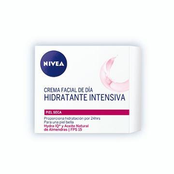 Imagen de NIVEA - VISAGE - CREMA HIDRATANTE - INTENSIVA -  50