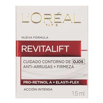 Imagen de Loreal - REVITALIF - CONTORNO DE OJOS - 15 ML