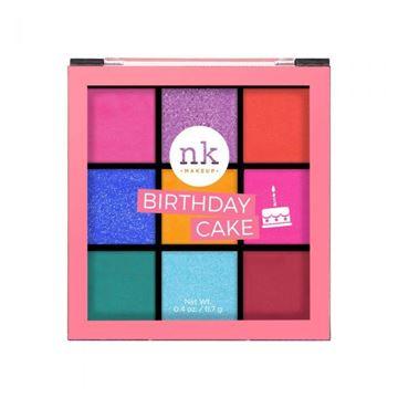 Imagen de NICKAK - SOMBRA OJOS - ES0903 - BIRTHDAY CAKE  (SET 1)