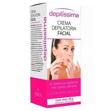 Imagen de DEPILISSIMA - CREMA DEPILATORIA - FACIAL - 30 G
