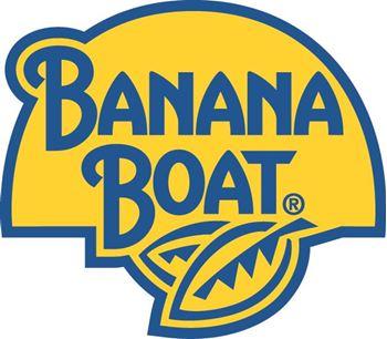 Logo de la marca Banana Boat